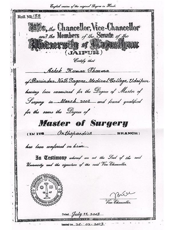 Orthopedic Surgeon Noida| Orthopedics Surgeon Delhi